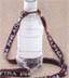 custom lanyards as a water bottle carrier