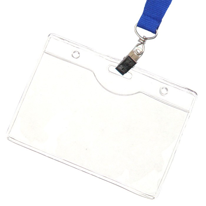 I.D Clear Badge Protector