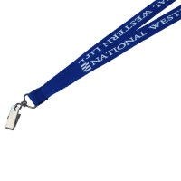 Custom Printed Lanyards with Bulldog clip