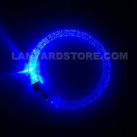 Flashing Light-up Bracelet with Blue light