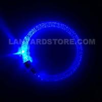 Flashing Light-up Bracelet with Blue light