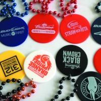 Custom Mardi Gras Beads w/ Pendant