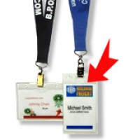 Badgeholder ID Card Printing, Stuffing and Attachment Service
