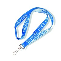 Embroidered Logo Lanyards ☆ Woven-In Designs