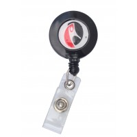 Badge Reel 1-day Production -  Custom Printed with Your Logo