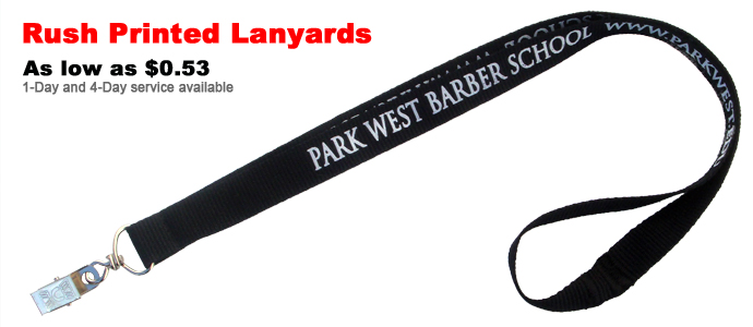 Rush Lanyards