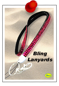 Bling Lanyards