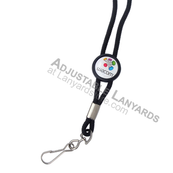 Image of lanyards for adjustable ID