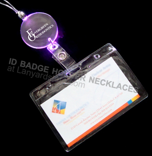Here we have retractable key holders for promotional ID