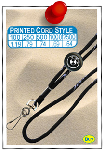 Printed Slider Lanyards