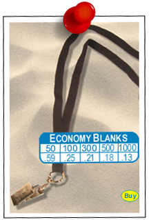 Super Economy Lanyards